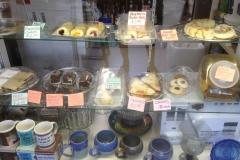 BLG cafe display