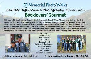 OJ Memorial Photo Exhibit