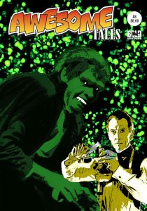Awesome Tales 8 cover
