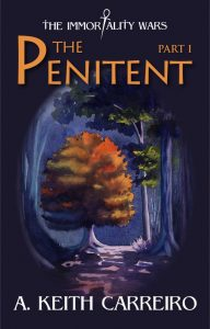 The Penitent cover