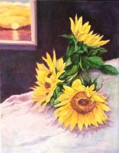 BVAA sunflower show
