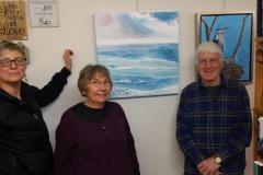 New Beginnings group art show-Feb. 2020