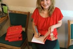 BLG author Eleni Gage