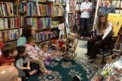 Children's author reading