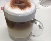 BLG cafe latte