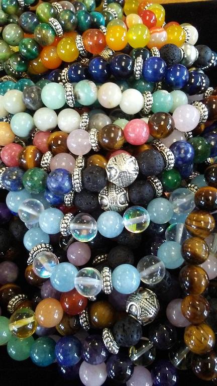 Skully-Kouture-beaded-bracelets
