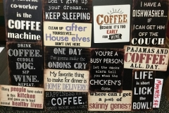 BLG Coffee magnets