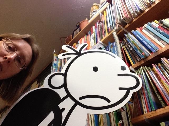 Deb & Wimpy Kid