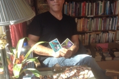 Jason Tarot reader